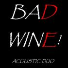 logo BAD WINE QUADRATO